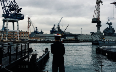Turn of the tide with British Businesses getting Navy Deal