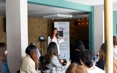 International Women's Club opened its doors in January 2020 by Sonia Aujla